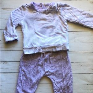 Baby Gap reversible outfit